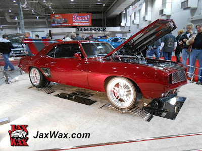 "Jax Wax 1969 Camaro ""The Piranha"""