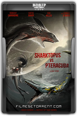 Sharktopus Contra Pteracuda Torrent Dublado