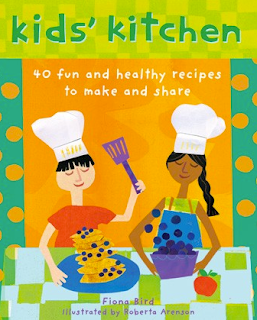 Kid's Kitchen: Barefoot Books-LadyD