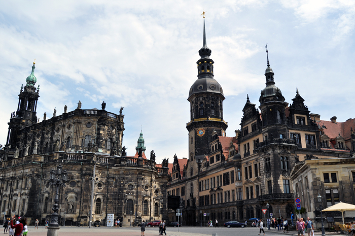 Dresden, Capital of the Free State of Saxony || Wanderwings