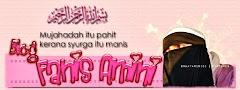 Tempahan Design Blog: Blog Fanis Amini