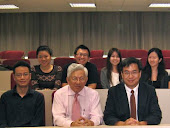 Former ASEAN Secretary General Rodolfo Severino visits Ed's NUS Law class