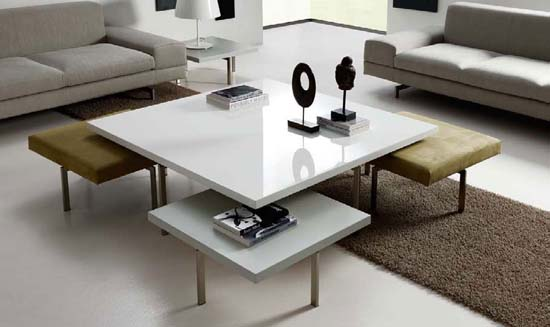 Living Room Center Table Designs