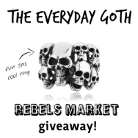 My Current Giveaway