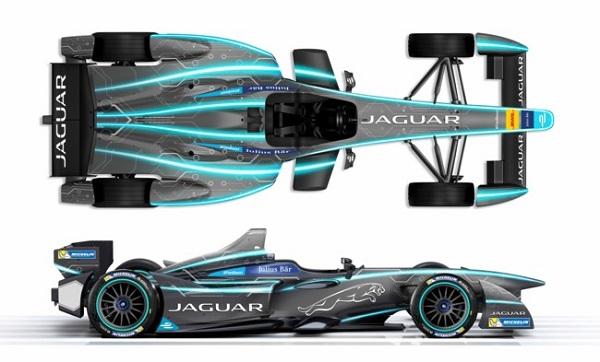 Jaguar Fórmula E