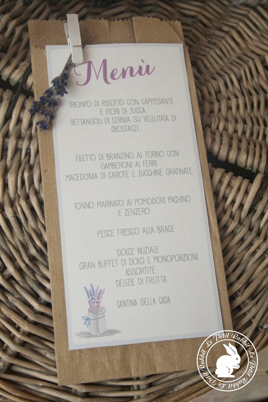 abbastanza WEDDING: Wedding stationery, partecipazioni matrimonio Lavanda MX09