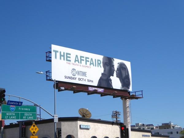 The Affair season 2 billboard
