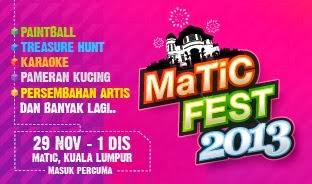 Matic fest Malaysia