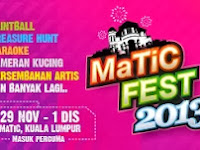 MATIC FEST 2013 syok wo...!!!