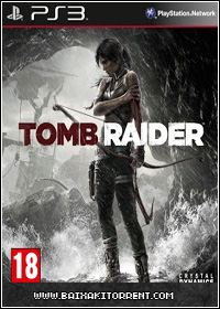 Capa Baixar Tomb Raider (PS3) 2013   Torrent Baixaki Download