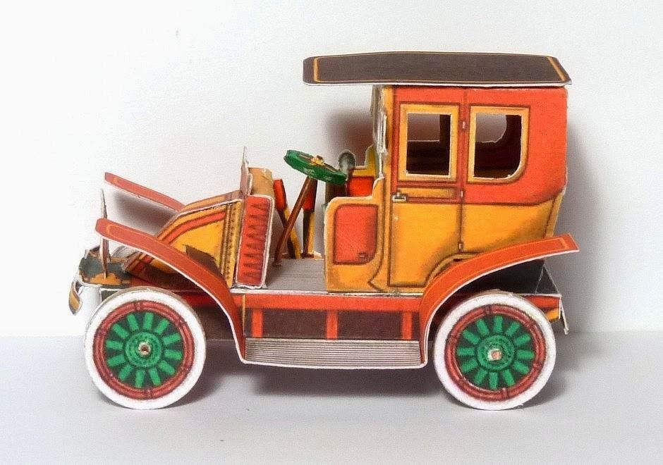 garage de poche jip renault 1907 n 9. Black Bedroom Furniture Sets. Home Design Ideas