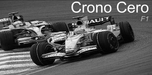 Crono Cero F1