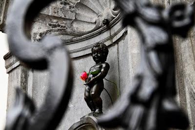 Manneken-Pis (Bruxelles, Belgique), by Guillermo Aldaya / PhotoConversa