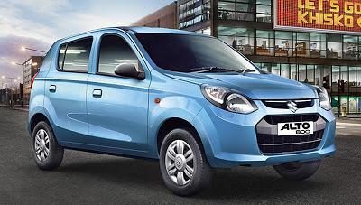 Harga dan Spesifikasi Mobil Murah Suzuki Alto 800