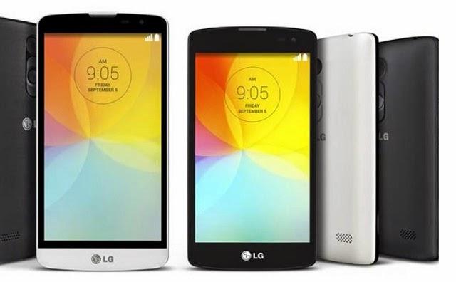 Harga Spesifikasi LG L Fino Terbaru
