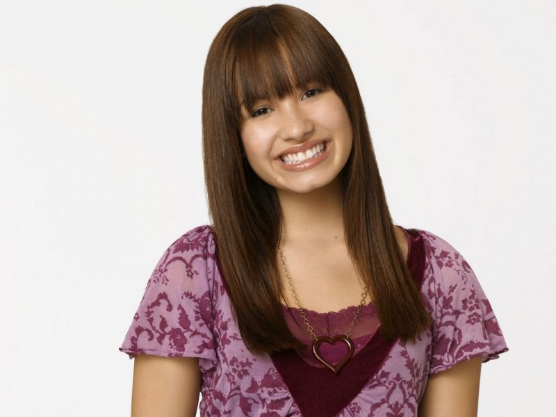 Demi Lovato 14 Years Old