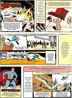 A ORIGEM DO SUPERMAN