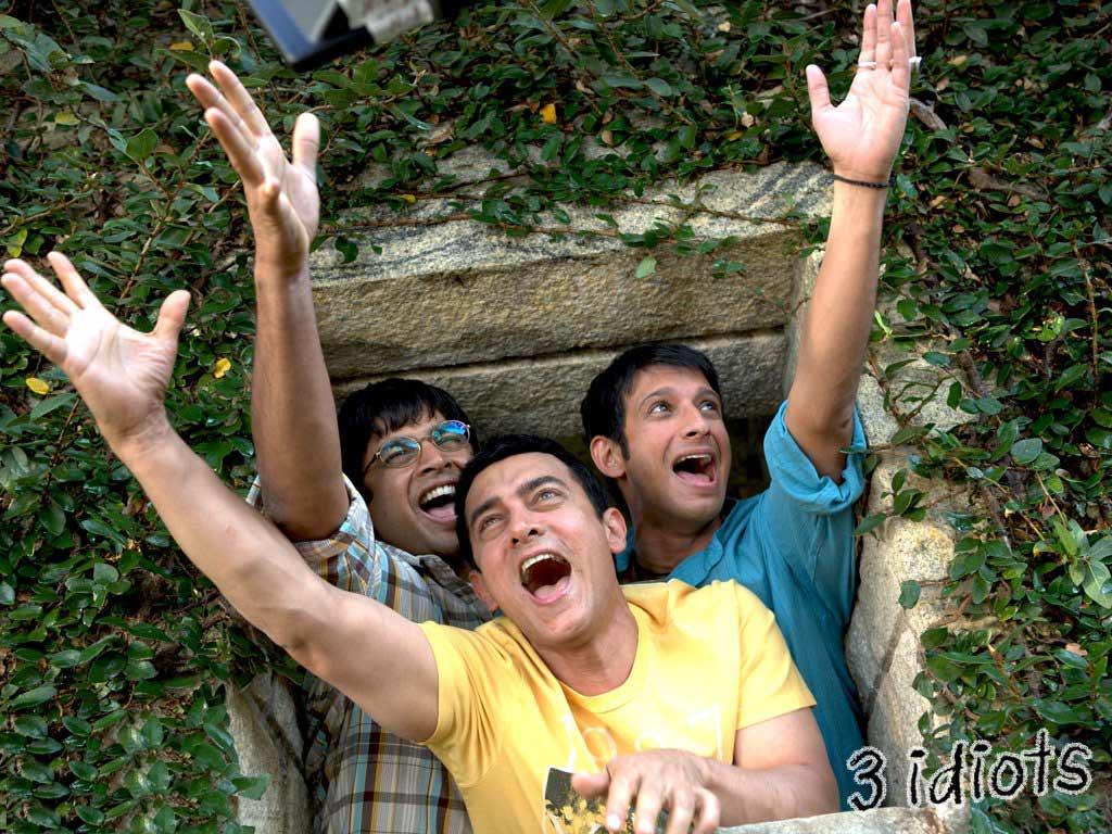 "the three idiots Three idiots: a reaction paper `it all started in the college days of three best buddies: farhan qureshi, raju rastogi, and rancchoddas shamaldas chanchad ""rancho."