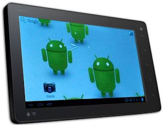 Novo7 tablet