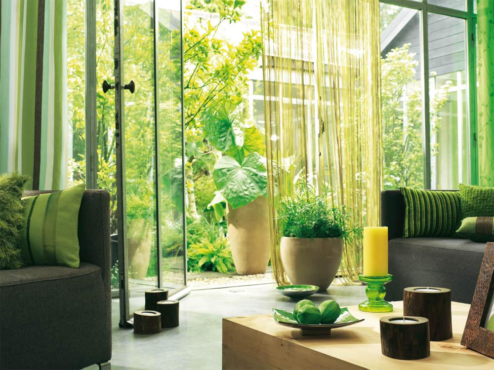 Decoraciones ecol gicas o naturales decoguia tu gu a - Decoracion de plantas ...