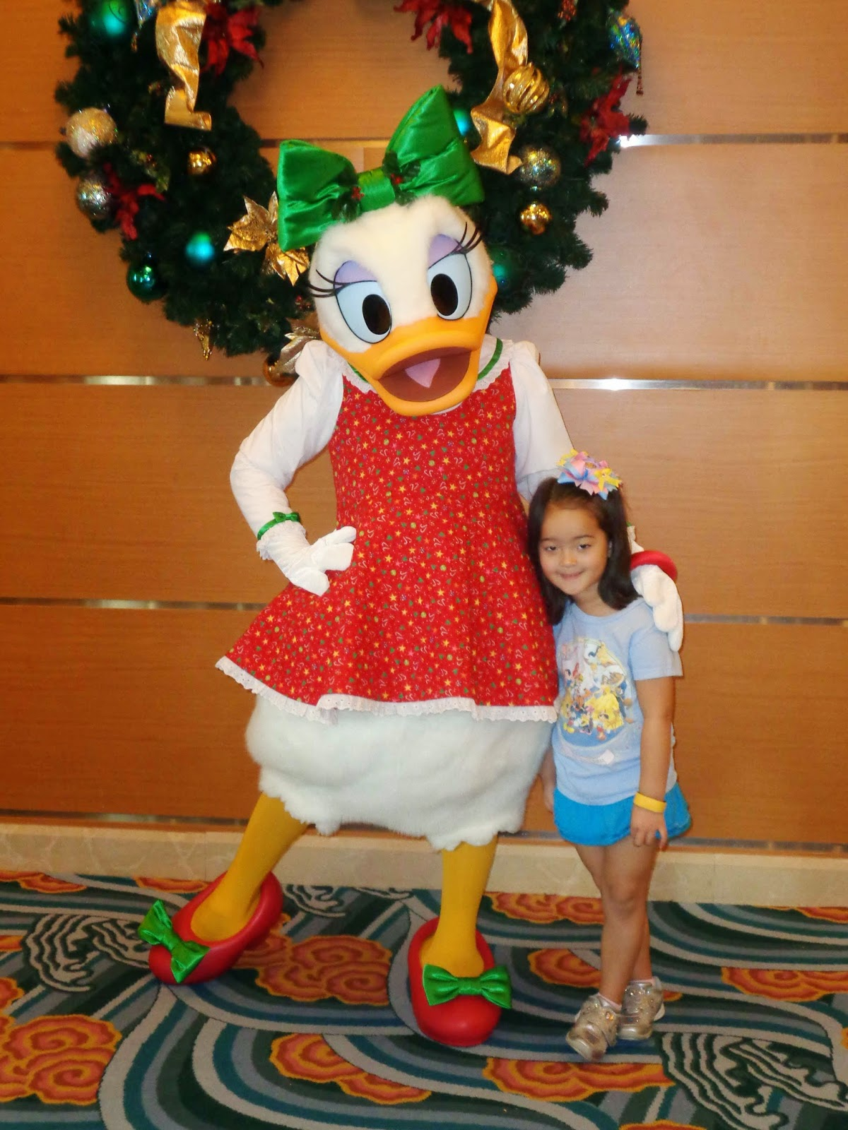 All things katy disney cruise line very merrytime cruise meet i got to meet tiana too baby doll maggie wanted to get her picture taken with tiana too kristyandbryce Images