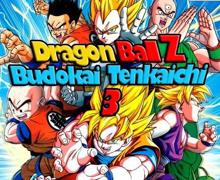 DragonBall Z - Budokai Tenkaichi 3 Ps2 Iso
