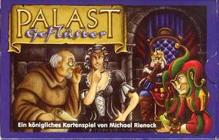 Imagen Juego mesa Palastgefluster (Palast o Intrigas de palacio)