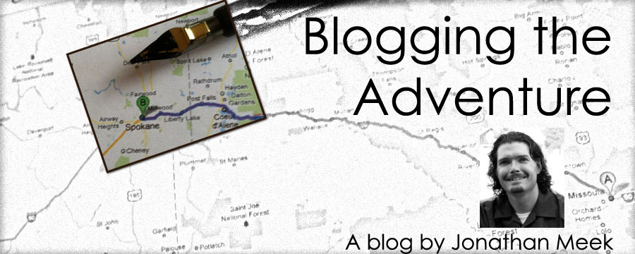 Blogging the Adventure