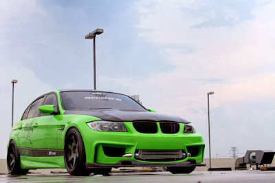 Modifications BMW 320i 2010