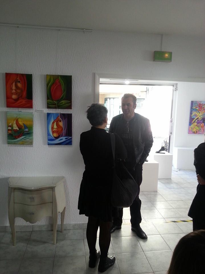 EXPOSIÇÃO BRASILEIROS EM PORTO NA GALERIA - Porto Art Gallery, em Portugal...
