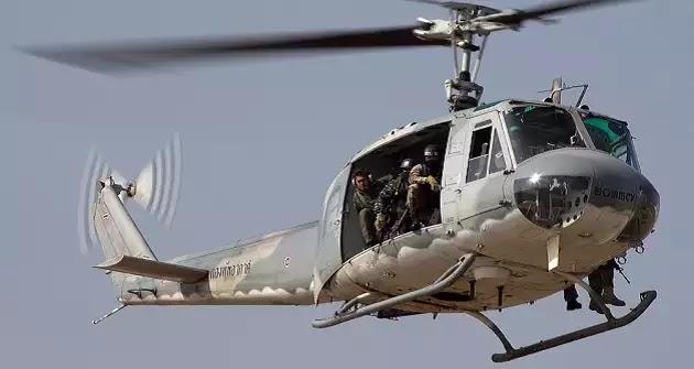 Εσείς ξέρετε ότι το Χιούι UH-1 έπεσε πάνω στα καλώδια της ΔΕΗ - Πάμε όμως να δούμε τι ΔΕ σας λένε!