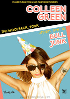 Colleen Green + Bull + Junk