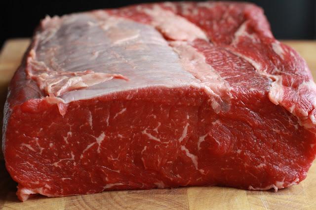 hovezi vyzrale maso doma