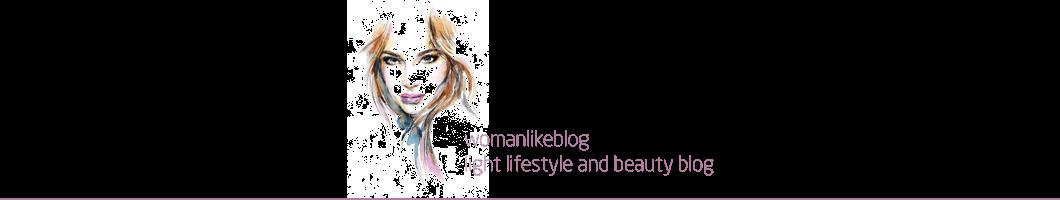 Womanlike blog