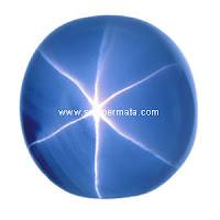 Batu Permata Efek Asterism / Star