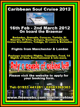 Caribbean Soul Cruise February 2012