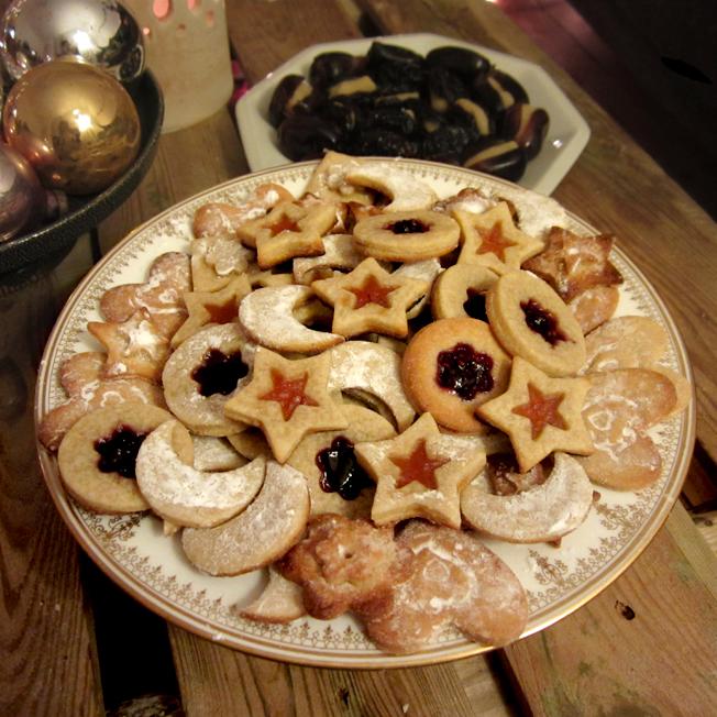 petits sablés de Noël - http://spicerabbits.blogspot.fr/