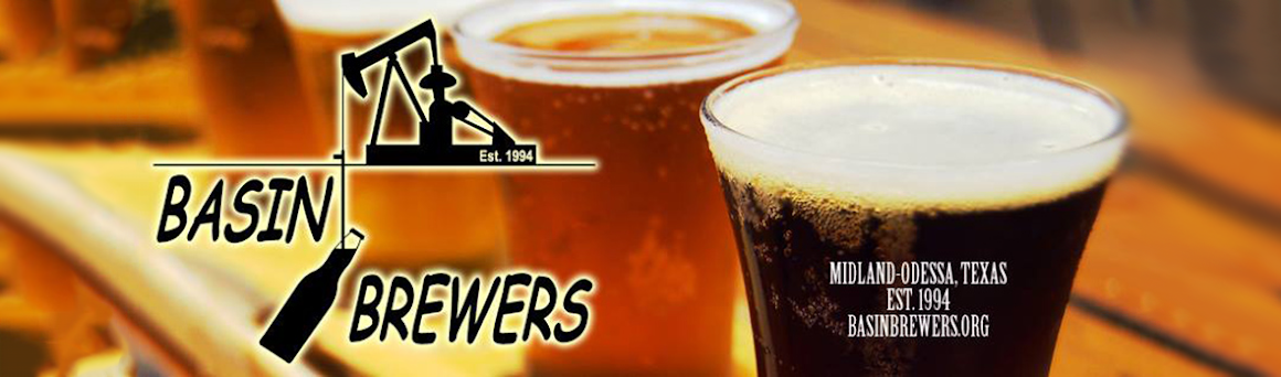 Basin Brewers - A club for homebrewers and craft beer enthusiasts in the Permian Basin