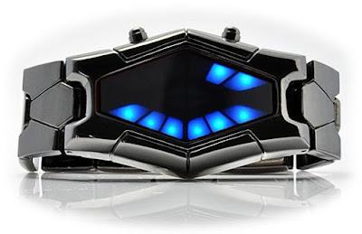 2 Warna Led Alam 1 jam, TokyoFlash Sauron LED, Rp.285.000, Kode J164