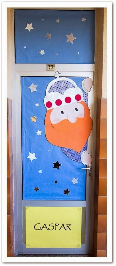 Manga por hombro puertas decoradas Decoracion para puertas