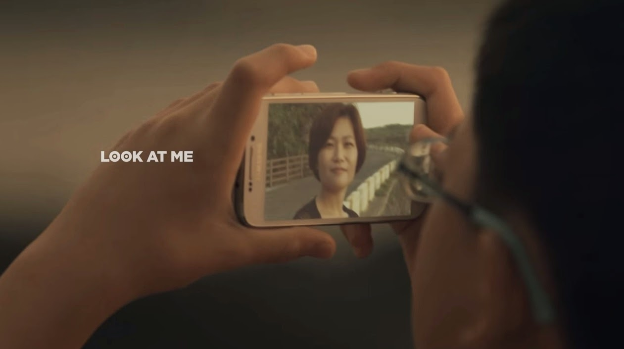 Look at me. Samsung's Interactive Camera App for Children with Autism.