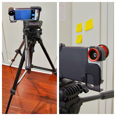 Tripod Mount for iPhone by olloclip