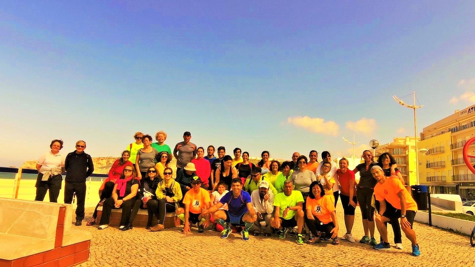 Foto Dia Mundial da Actividade Física e Saúde - Nazaré