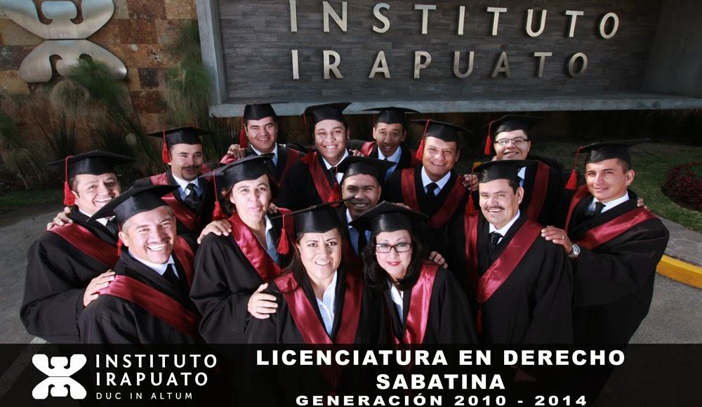 Centro institucional de produccion audiovisual egresados for Licenciaturas sabatinas