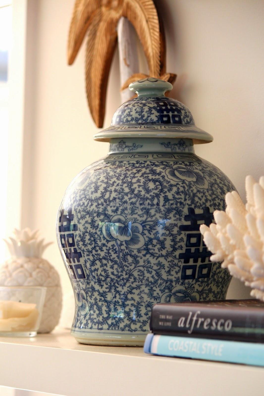 Coastal styling and craft ideas desire empire - Hamptons Style Shelving Ideas