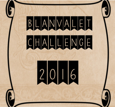 Blanvalet Challenge 2016