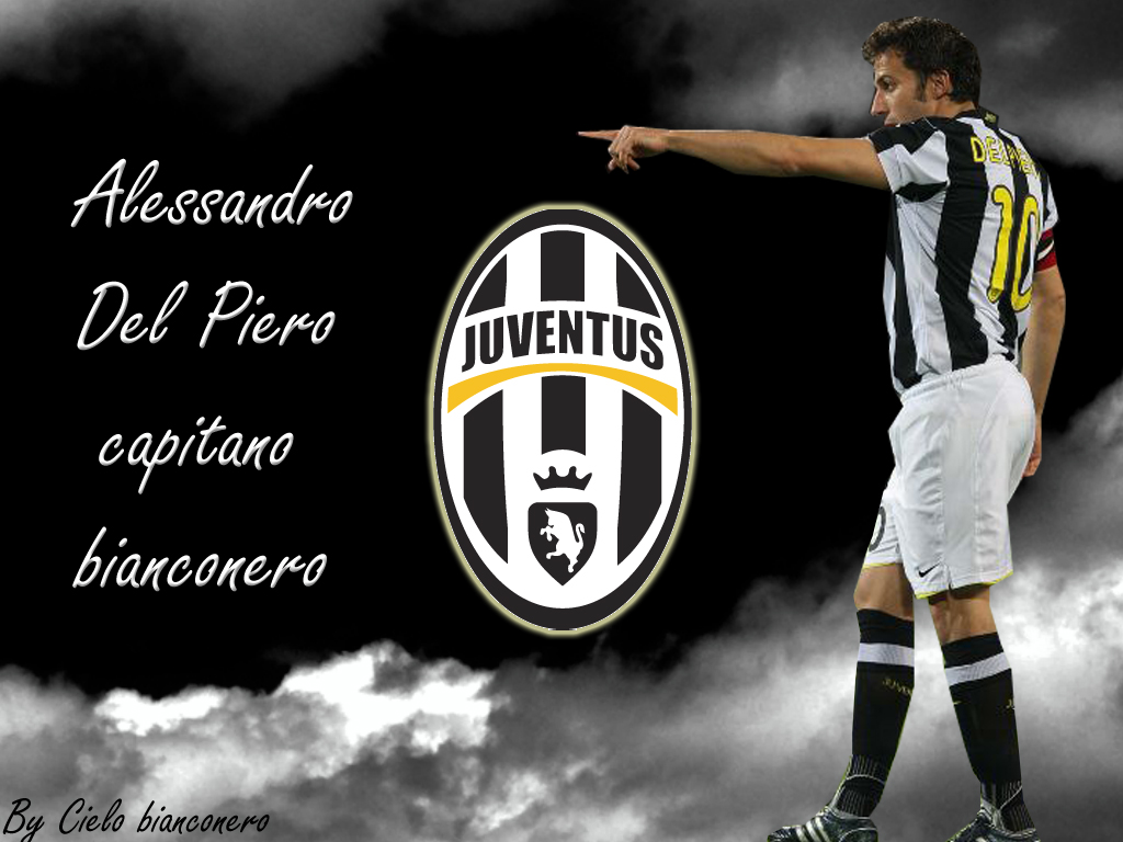 Wallpaper Collection For Your Computer and Mobile Phones: Juventus Legend - Alessandro ...1024 x 768