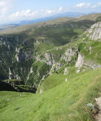 Bucegi Massif, Platoul Bucegi, Romania