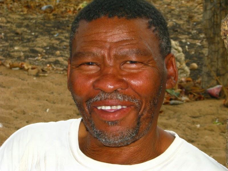 San (Bushman) Christian
