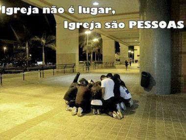 IGREJA SÃO PESSOAS